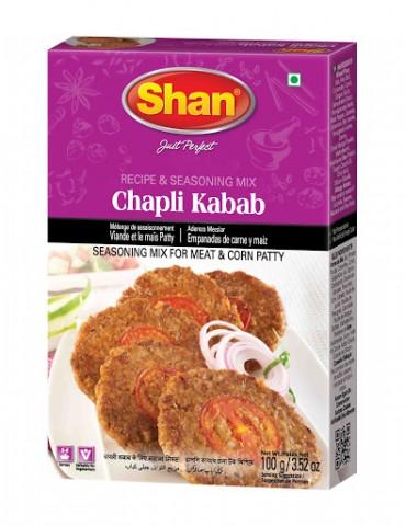 Shan - Chapli Kabab