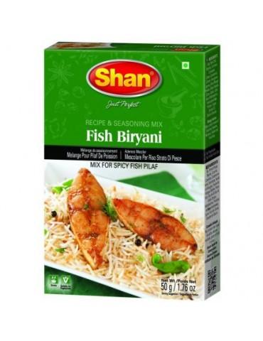 Shan - Fish Biryani