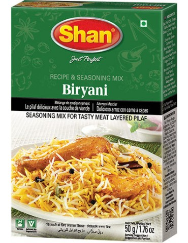 Shan - Chicken Biryani