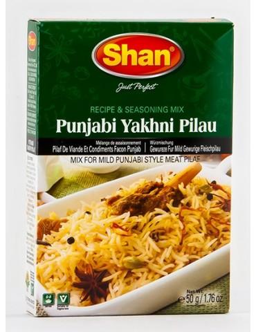Shan - Punjabi Yakhni Pilau