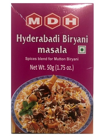 MDH - Hyderabadi Briyani...