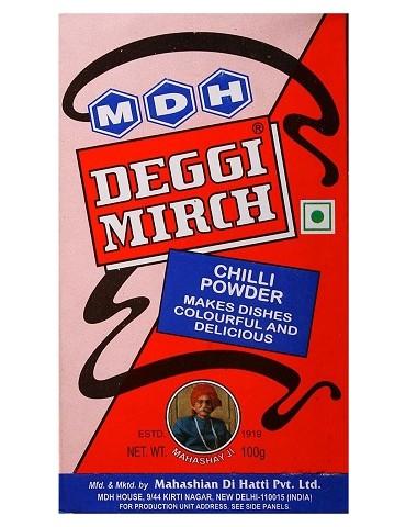 MDH - Deggi Mirch