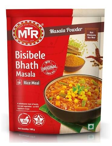 MTR - Bisibele Bhath Masala...