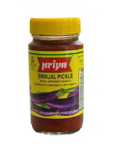 Priya Brinjal Pickle - 300g