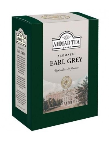 Ahmad Tea - Earl Grey Tea Loose - 500g