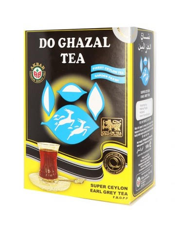 DO GHAZAL TEA - Earl Green...
