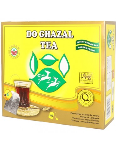 DO GHAZAL TEA - Cardamom...