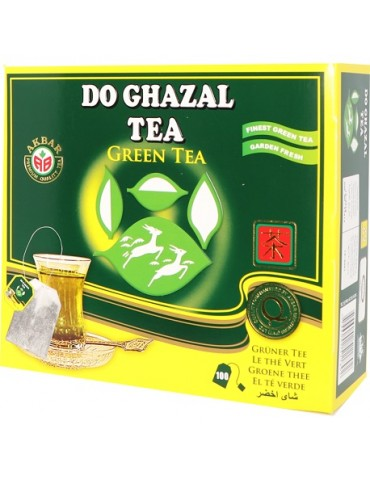 DO GHAZAL TEA - Green Tea -...
