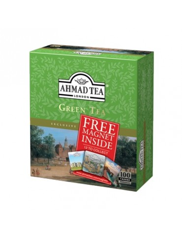 Ahmad Tea - Green Tea - 100...