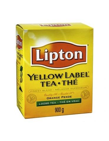 Lipton - Yellow Label Tea -...
