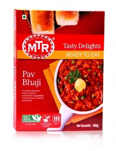 MTR - Ready to Eat Pav Bhaji