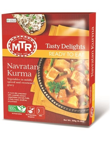 MTR - Ready to Eat Navratan...