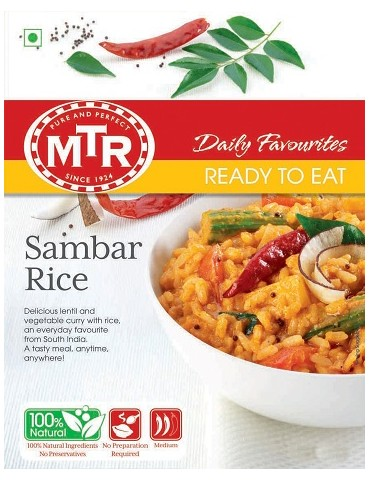 MTR - Ready To Eat Sambar...
