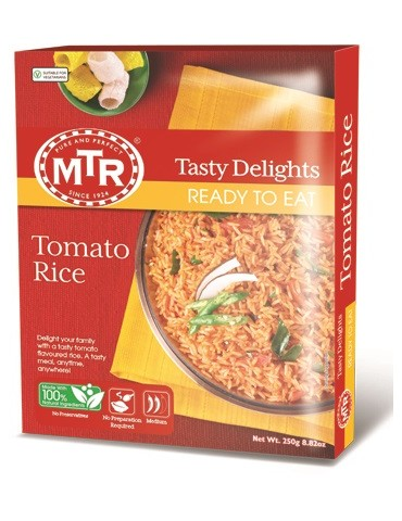 MTR - Ready To Eat Tomato Rice