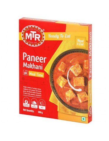 MTR - Ready To Eat Paneer...