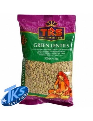 TRS - Green Lentils