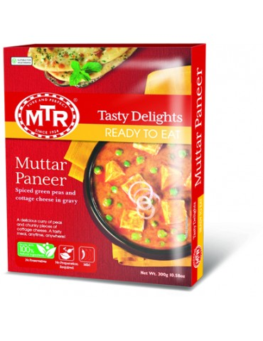 MTR - Ready To Eat Mutter...