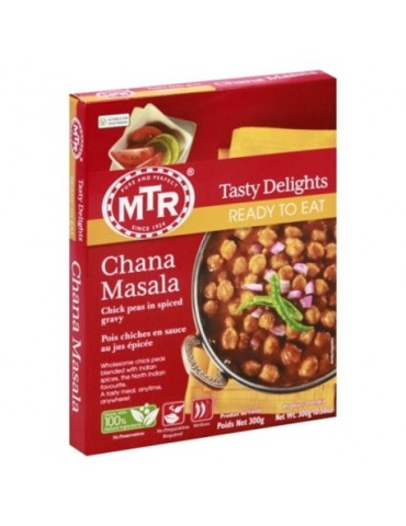 MTR - Ready To Eat Chana...