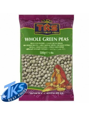 TRS - Whole Green Peas