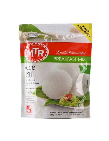 MTR - Idly Rice Breakfast...