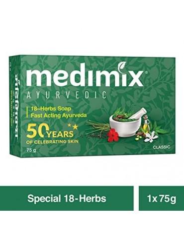 Medimix Soap - Ayurvedic 18...