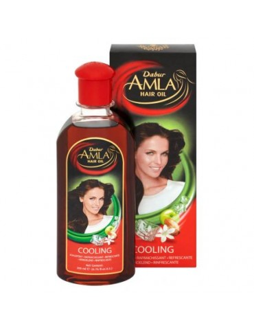 Dabur Amla  - Hair Oil Cooling