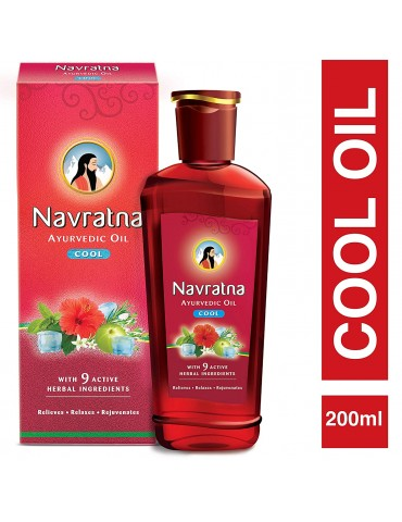 Navrathna - Ayurvedic Oil -...
