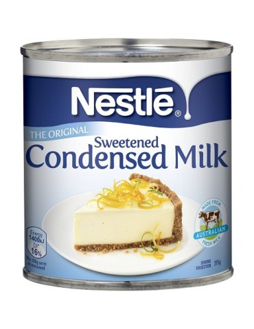 Nestle  Condensed Milk 400g