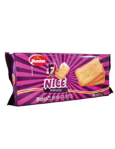 Munchee - Nice Biscuits