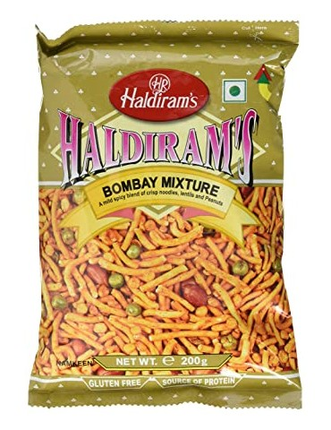 Haldiram's - Bombay Mixture...