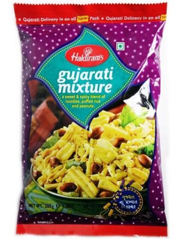 Haldiram's - Gujarati Mixture - 200g