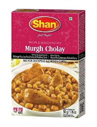 Shan - Murgh Cholay