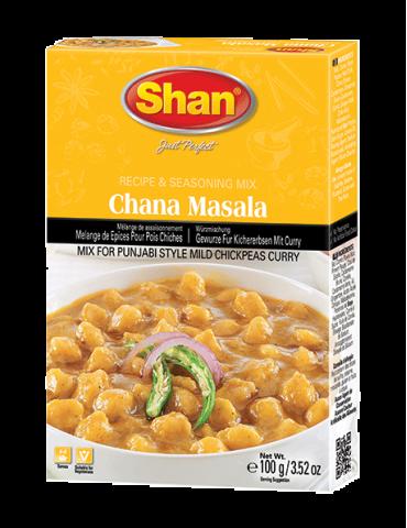 Shan - Chana Masala