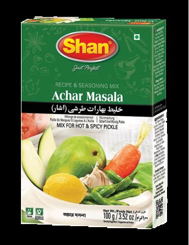 Shan - Achar Masala 50g