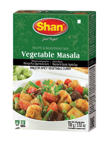 Shan - Vegetable Masala