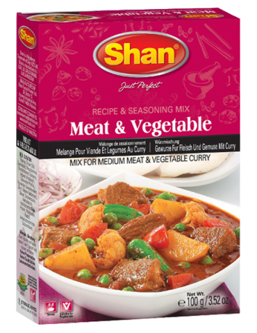 Shan - Meat and Vegetable
