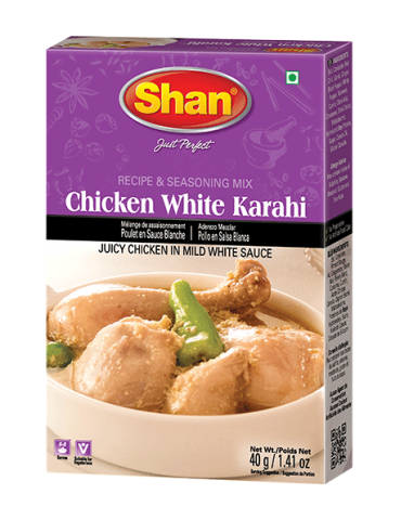 Shan - Chicken White Karahi