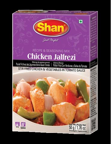 Shan - Chicken Jalfrezi