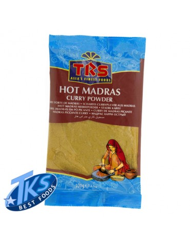 TRS - Hot Madras Curry Powder