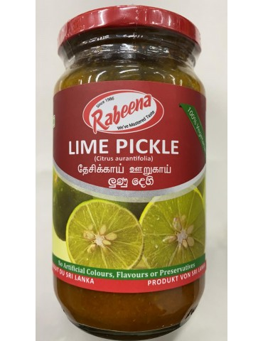 Rabeena - Lime Pickle - 375g