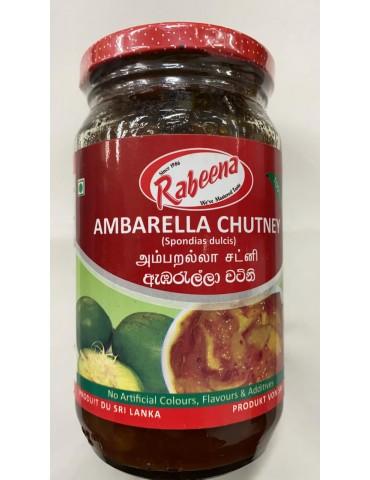 Rabeena - Ambarella Chutney...