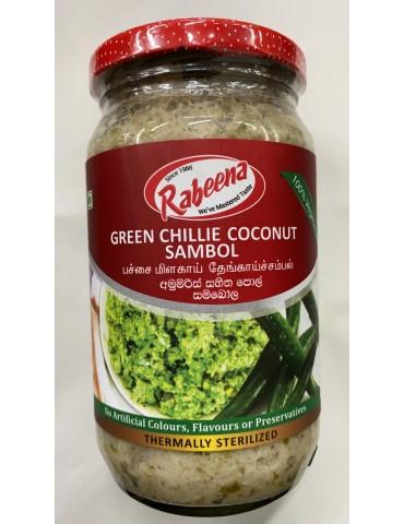 Rabeena - Green Chillie...