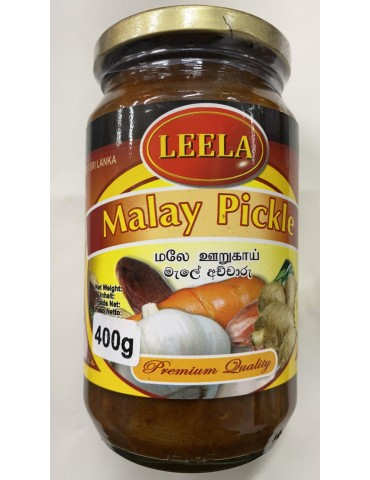 Leela - Malay Pickle - 400g