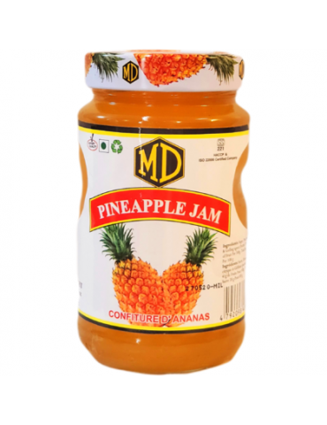 MD - Pineapple Jam - 500g