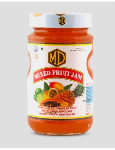 MD - Mixed Fruit Jam - 500g