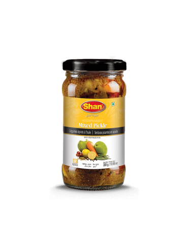 Shan - Mixed Pickle