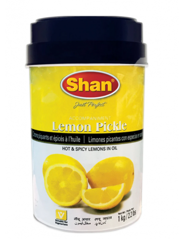 Shan - Lemon Pickle