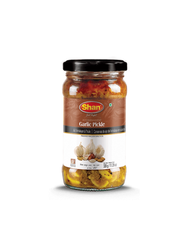 Shan - Garlic Pickle