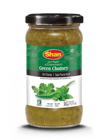 Shan - Green Chutney