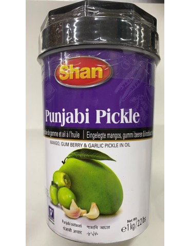 Shan - Punjabi Pickle